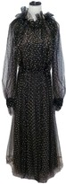 Monique Lhuillier Black Dress for Women