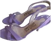 Salvatore Ferragamo Patent leather sandal