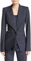 Lafayette 148 New York Briley Wool-Stretch Blazer