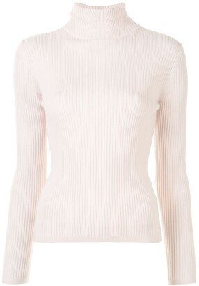 A.P.C. Carven ribbed jumper