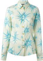 Fausto Puglisi sun print shirt