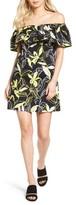 Splendid Women's Tropic Floral Shift Dress