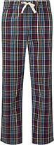 John Lewis Sheffield Check Lounge Pants, Blue