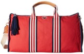 Tory Burch Embroidered-T Weekender Weekender/Overnight Luggage