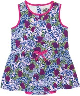 Juicy Couture Outlet - BABY KNIT AMAZON FLORALS DRESS