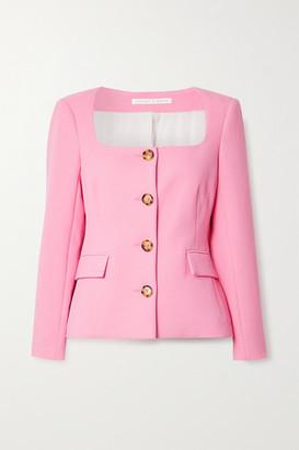 Veronica Beard Ria Woven Jacket - Pink