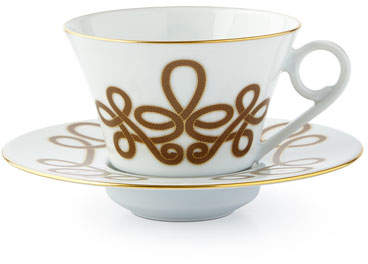 Haviland Brandenburg Gold Tea Cup