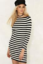 Nasty Gal nastygal Vera Striped Dress