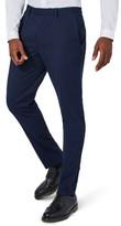 Topman Men's Muscle Fit Suit Trousers