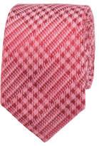 Abelard Herringbone Check Tie