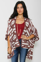Goddis Mia Reversible Kimono In Diamond Ridge