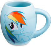 My Little Pony Rainbow Dash Oval Mug