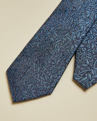 Ted Baker PASHFLO Silk Jacquard Floral Tie