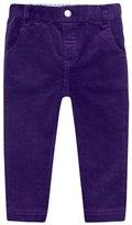 Jo-Jo JoJo Maman Bebe Cord Slim Fit Jeans (Baby) - Mulberry-12-18 Months