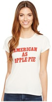 Project Social T - American as Apple Pie Women's T Shirt