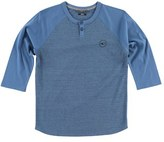 O'Neill Boy's 'The Bay' Henley T-Shirt
