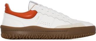 Chloé Colour-Block Leather Sneakers