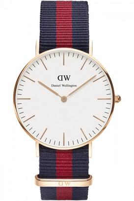 Daniel Wellington Ladies Oxford Rose 36mm Watch DW00100029