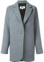 MM6 MAISON MARGIELA single-button coat