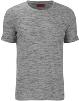 Hugo Dastings Crew Neck Tshirt - Grey