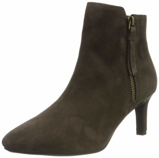 Clarks Calla Blossom Womens Ankle Boots