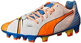 Puma Men's evoPower 1.2 Pop FG Soccer Cleat