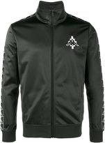 Marcelo Burlon County of Milan x Kappa zipped jacket - men - Polyester - XS