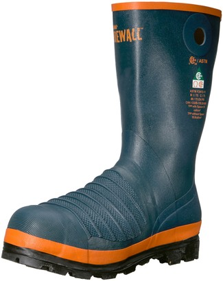 Viking Footwear Men's Viking Firewall Rigger Boot Steel Toe and Plate Fire and Safety