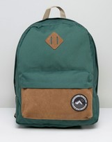 Vans Old Skool Backpack In Green