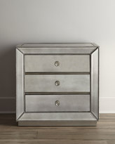 Horchow Shilo Mirrored Chest