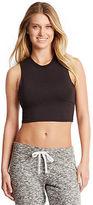 Aeropostale Womens Lld Crop Muscle Tank Shirt