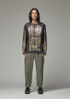 Craig Green Men's Long Sleeve Body T-Shirt Size Small 100% Polyester