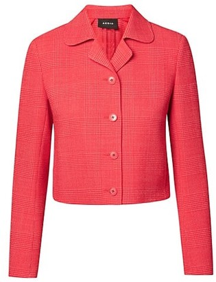 Akris Lautrec Cropped Jacket