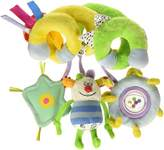 Taf Toys Kooky Spiral Stroller Toy Wraps Around Most Infant Carriers and Stroller Bars