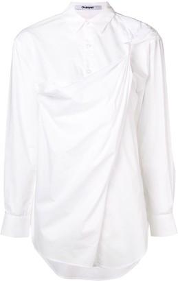 Chalayan Knot Shoulder Shirt