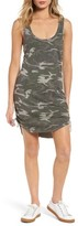 Pam & Gela Women's Camo Tank Dress