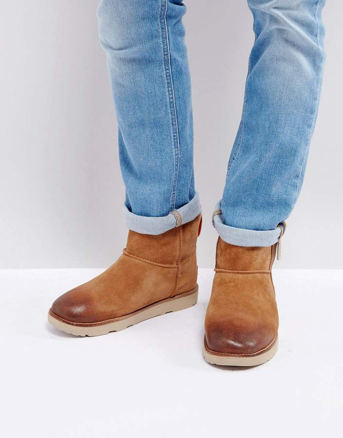 UGG Mini Zip Classic Waterproof Boots