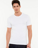 Le Château Cotton Blend Crew Neck T-shirt