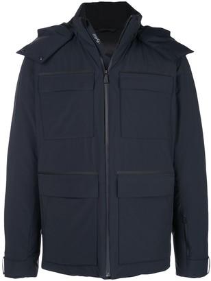 Aztech Mountain Hurricane padded jacket