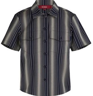 Sies Marjan Nico striped shirt