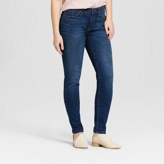 Universal Thread Women's Mid-Rise Curvy Skinny Jeans - Universal ThreadTM