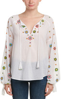 Love Sam Beaded Top