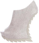 Camilla Skovgaard Suede Heel-Less Wedge Booties