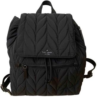 Kate Spade Black Polyester Backpacks
