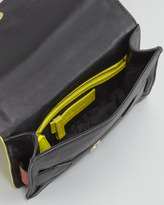 Derek Lam 10 Crosby Mini Crossbody Bag, Yellow/Black