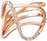 "Paige Novick Infinity"" Multi Band Diamond Ring"