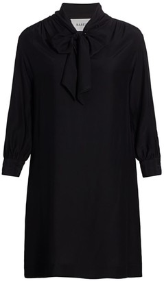 Baacal, Plus Size Marion Scarf Neck Dress