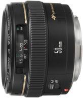 Canon EF 50mm F/1.4 USM Standard and Medium Telephoto Lens