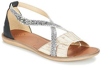 GBB CRISTINA girls's Sandals in Gold