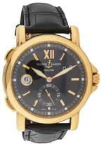 Ulysse Nardin Classic Dual Time Watch
